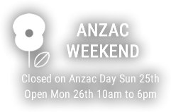 Anzac Weekend