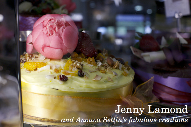 Jenny Lamond & Anouva Settin's Fabulous Creations