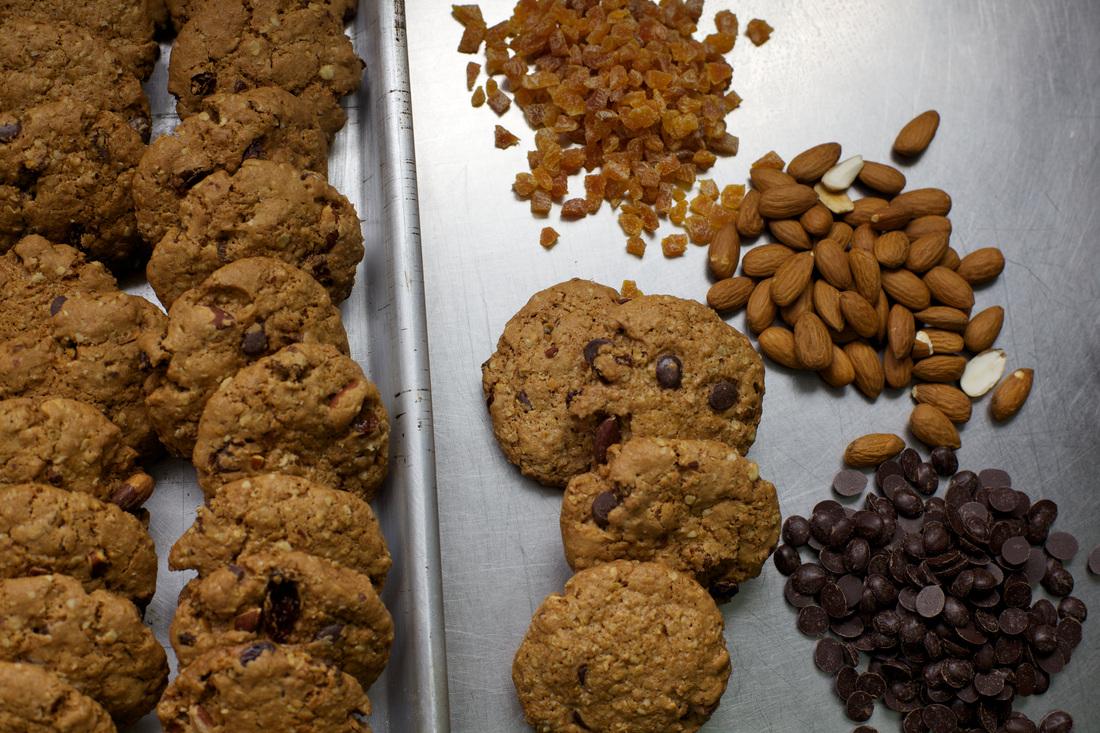 Jenny Lamond's Scroggin Biscuits