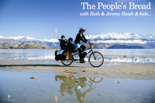 The People's Bread with Ruth & Jeremy Heath