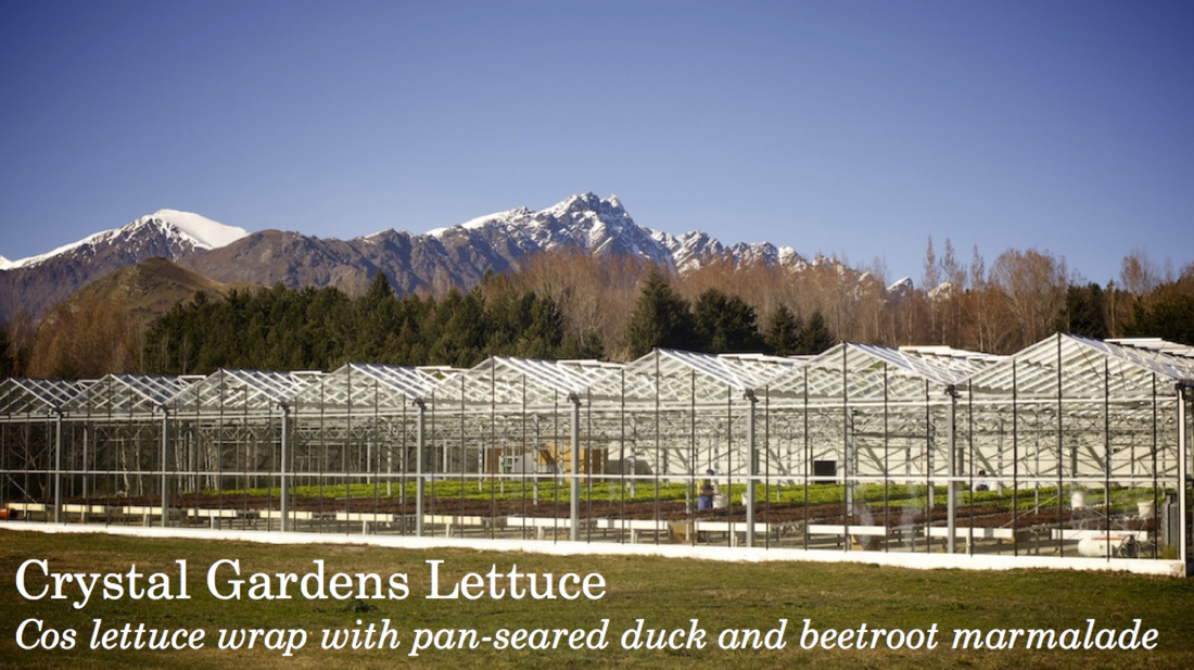 Crystal Gardens Lettuce