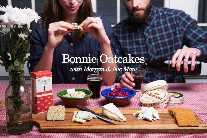 Bonnie Goods Oatcakes with Morgan & Nic Maw