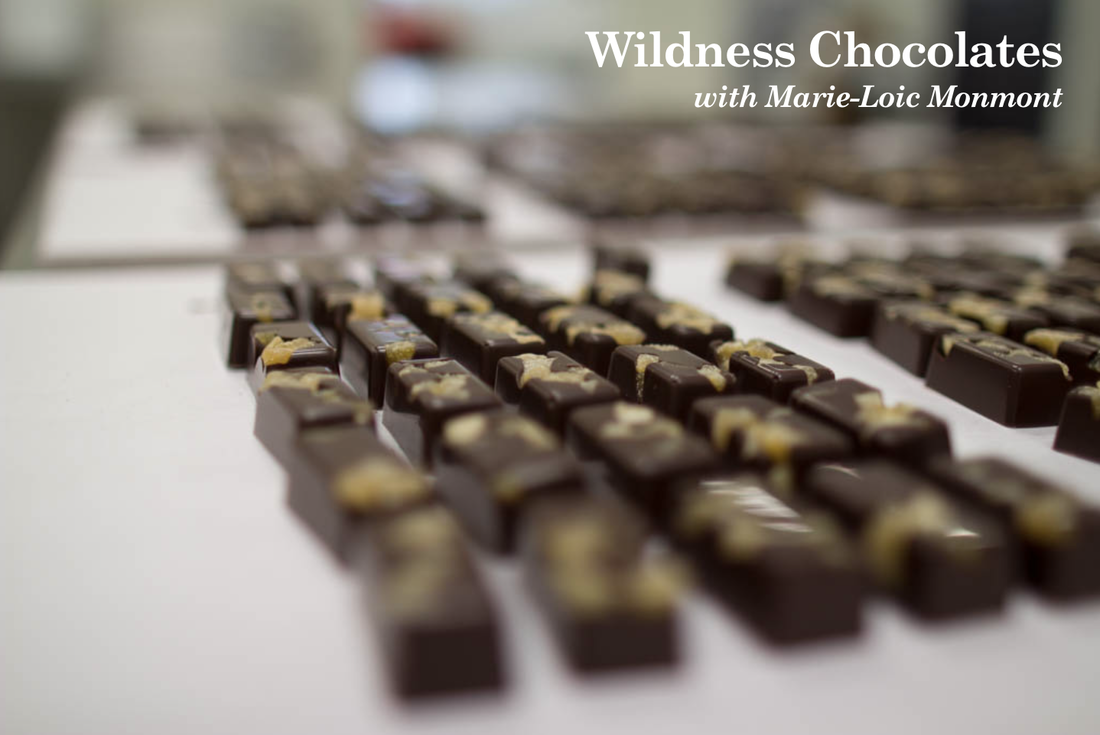 Wildness Chocolate with Marie-Loic Monmont