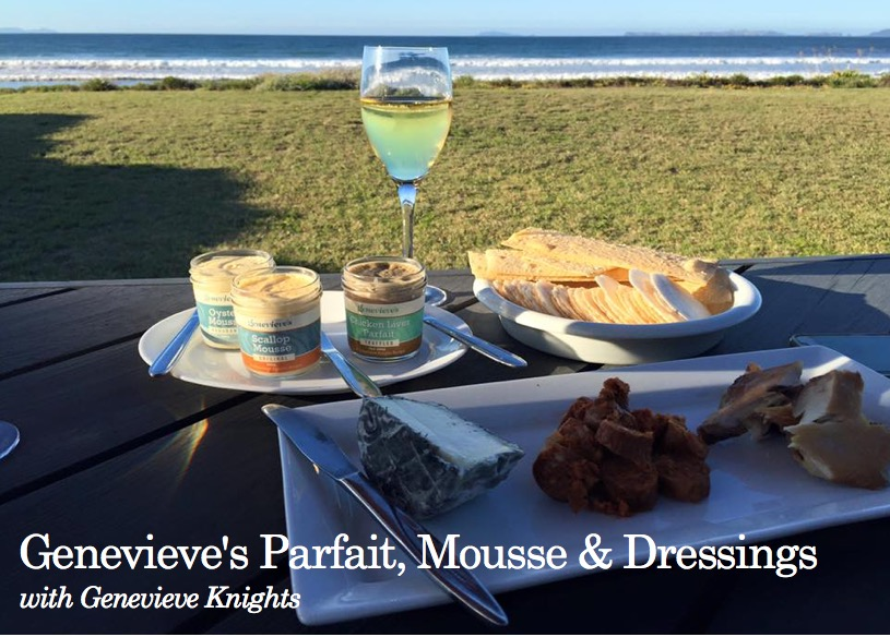 Genevieve's Parfait, Mousse & Dressing with Genevieve Knights