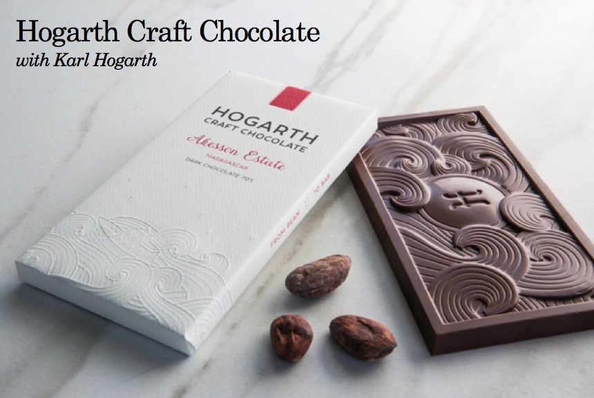 Hogarth Craft Chocolate with Karl Hogarth