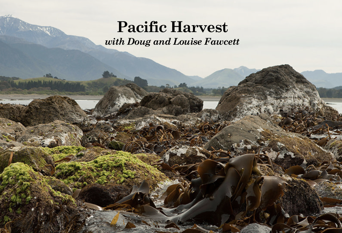 Pacific Harvest with Doug and Louise Fawcett